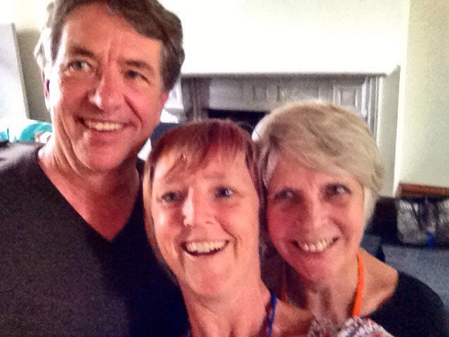 Hangin' with my Elders - Brian Clarke & Glennys Lawton